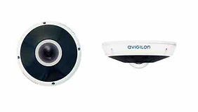 avigilon telecamere fisheye 360 gradi