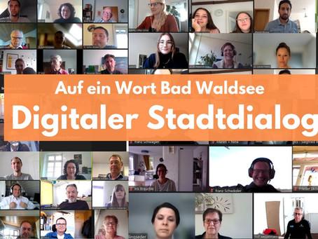 Digitaler Stadtdialog