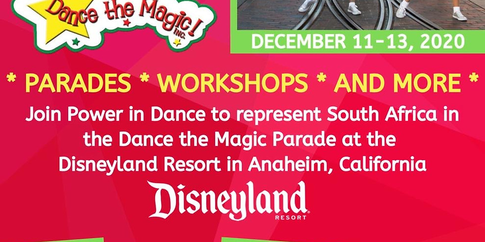 Power in Dance | Dance the Magic 2021 Auditions