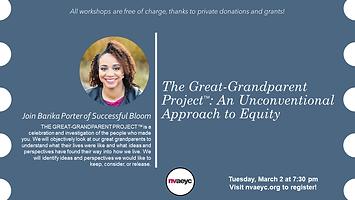The Great-Grandparent Project Workshop.p