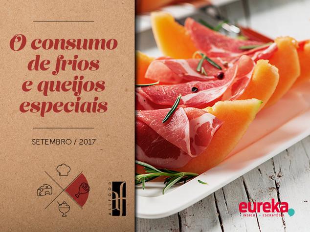 EUREKA - PESQUISA FRIOS E SORVETES ALLFOOD