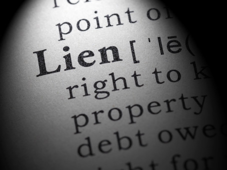 Lost Profits and the Exaggerated Lien