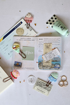 Bookmark Paperclips - Sweet Stuff - Set of 4 - Assorted