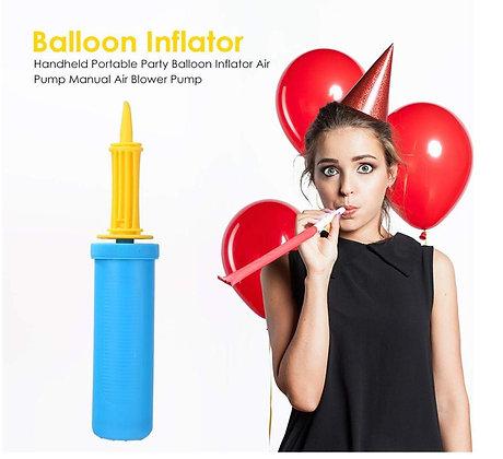 Air Balloon Pump - Blue