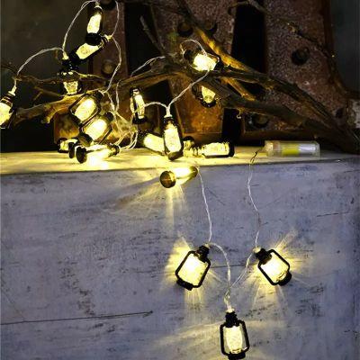 Festive Lantern Lights