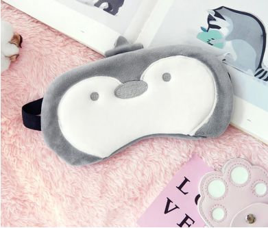 Relaxing Eye Mask - Grey