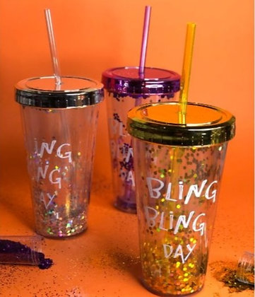 Travel Sippers - Bling Bling