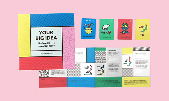 'YOUR BIG IDEA' TREND BOX