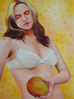 oil painting, figure painting, contemporary art,toronto artist