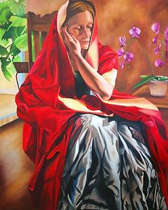 contemporary art, oil painting, toronto artist, figurative art