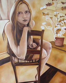 contemporary painting, oil paints, toronto artist