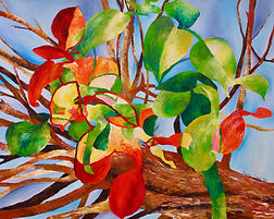 contemporary art, nature art, oil painting, Toronto Art