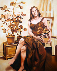 contemporary art, toronto artist, figurative art,oil painting
