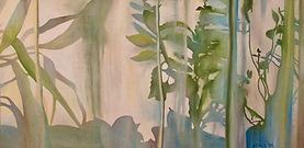 contemporary art, nature art, Toronto artist, oil painting