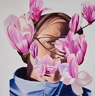figurative art, oil painting, contemporary art, fine artist, Toronto artist, oil on panel