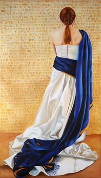 contemporary art, toronto artist, oil painting, figure art
