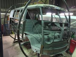 Restoration roller jig