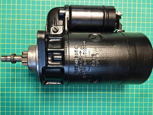 Bosch Starter Motor. T2 / Baywindow 76-79 Part Number: 091911023XBQ