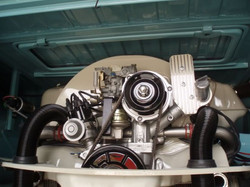 Engine rebuilds and detailing