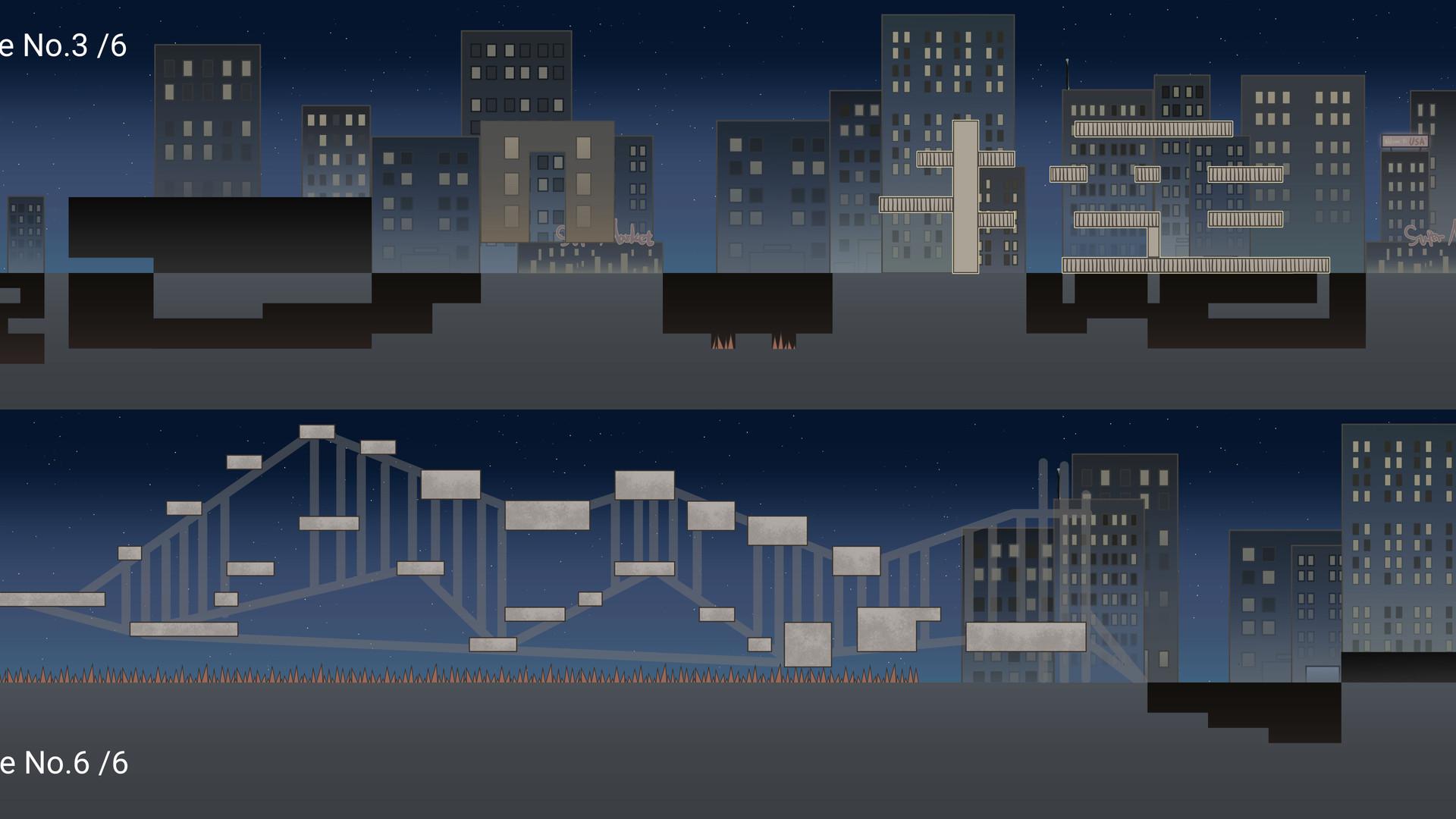Scene Design & Level Design
