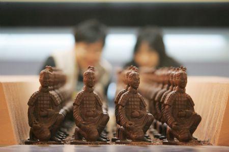שוקולד בסין
