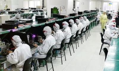 תלוש המשכורת של העובד הסיני