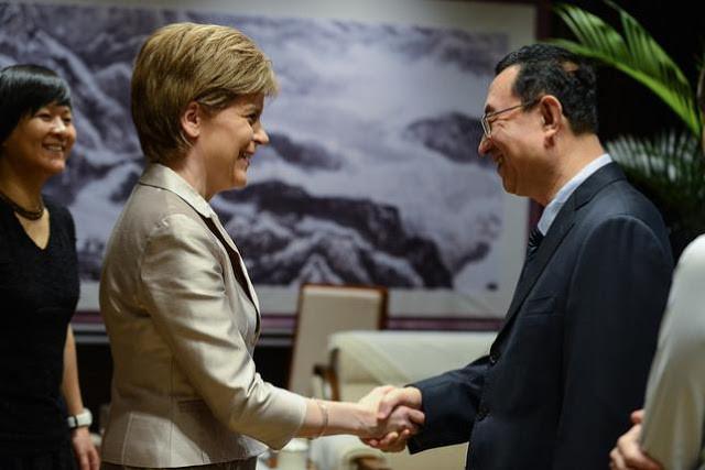 """טיפים לעסקם בסין - מס. 22: """"פרזנטציה לנשיא ארה""""ב"""""""