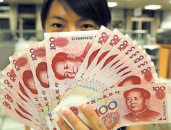 כמה מרוויחים העובדים בסין?