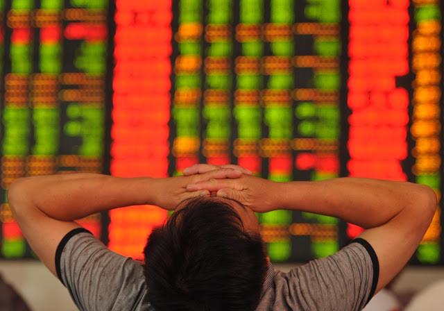 נפילות הבורסות בסין: למרות גודל ההון והיקף הפעילות, הבורסות בסין מאופיינות באי יציבות רבה