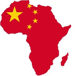אפריקה - החצר האחורית של סין