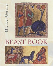 Beast Book, Michael Gessner, Poetry