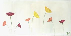 """Poppy Field"" by alan baddiley"
