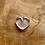 Thumbnail: Bergkristal hart (5x5 cm)