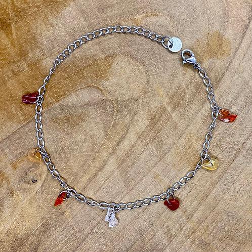 Armband Vuur Opaal