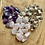 Thumbnail: Bergkristal losse edelsteen