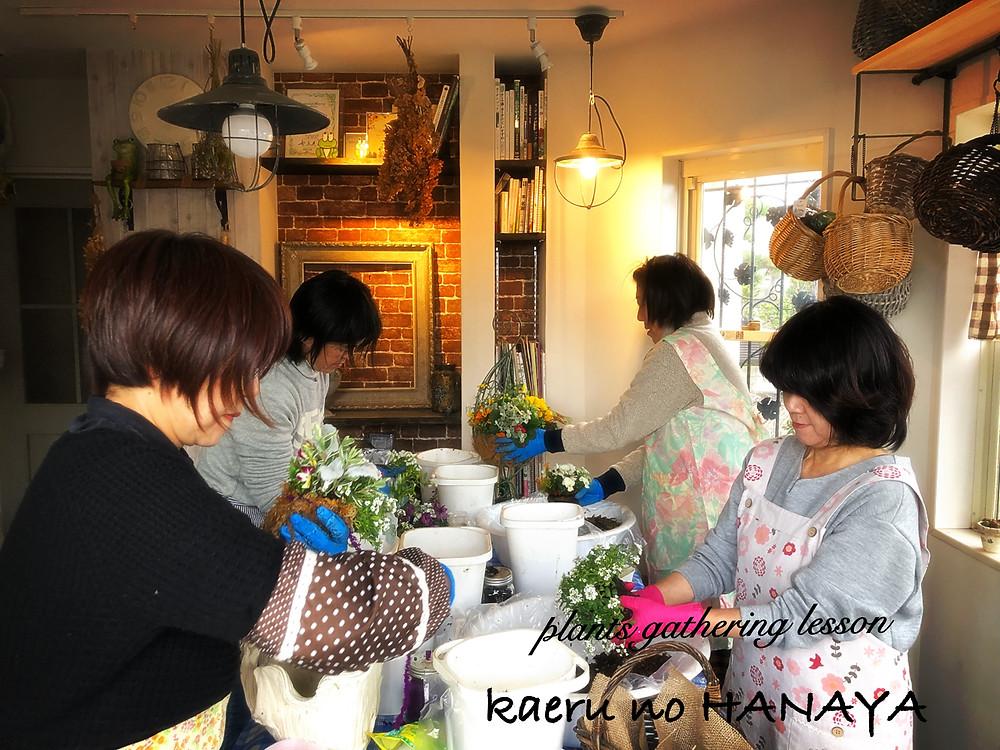 Kaeru no HANAYAのアトリエ
