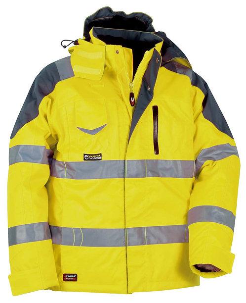 Warnschutz-Winterjacke Rescue, Profi