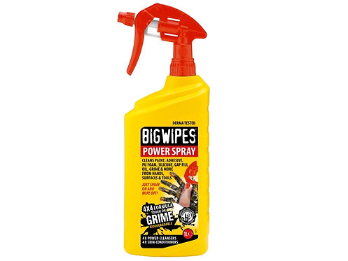 Reinigungsspray, Original BIG WIPES, Sprühflasche 1000 ml.