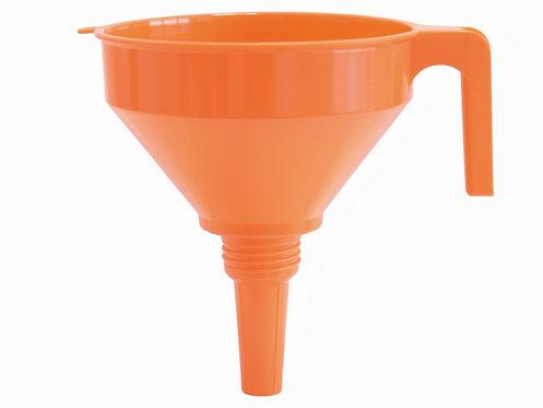Trichter Kunststoff, Durchmesser 160 mm, 1,2 Liter mit Sieb