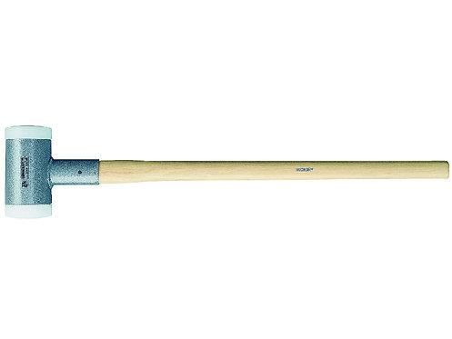Supercraft-Vorschlaghammer 100 mm, rückschlagfrei, mit Hickorystiel
