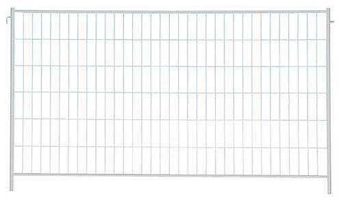 Bauzaun Typ A, 3,50 m x 2,00 m, Müba