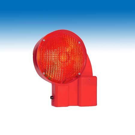 Bakenleuchte zweiseitig rot in LED Technik