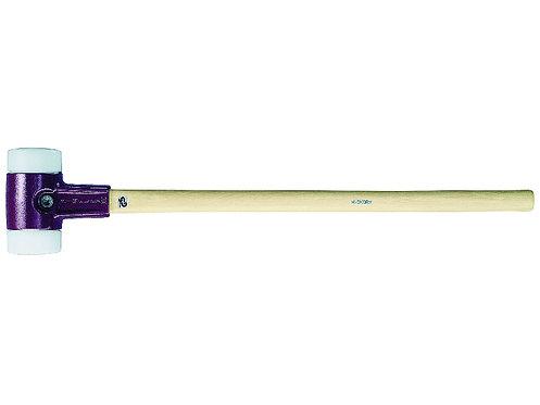 Simplex Vorschlaghammer, mit Tempergußgehäuse und Hickorystiel