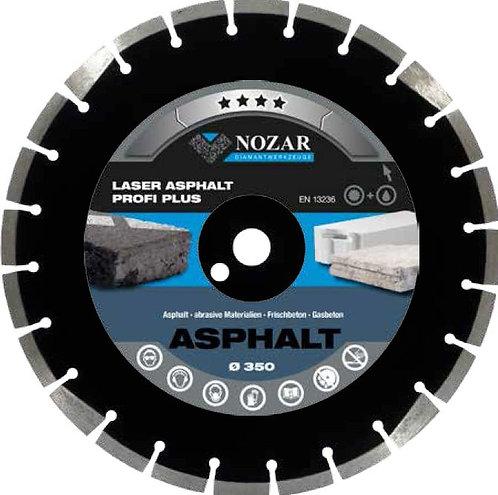 Diamanttrennscheibe Asphalt Profi PLUS, 300-600 mm