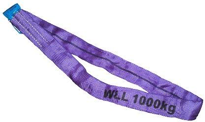 Rundschlinge 1000 kg mit verstärktem Schlauchmantel