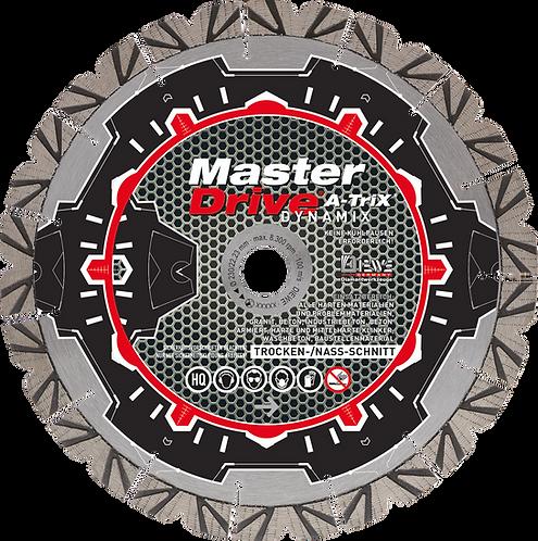 Diamanttrennscheibe MASTER DRIVE A-TriX® Dynamix 115-230 mm