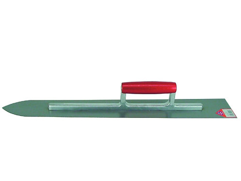 Bodenleger-Glättekelle, langer Steg und Griff