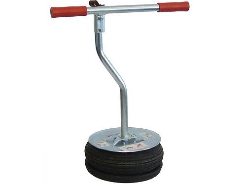 Plattenträger Vakuum Handy, Probst, Saugplatte 280 mm