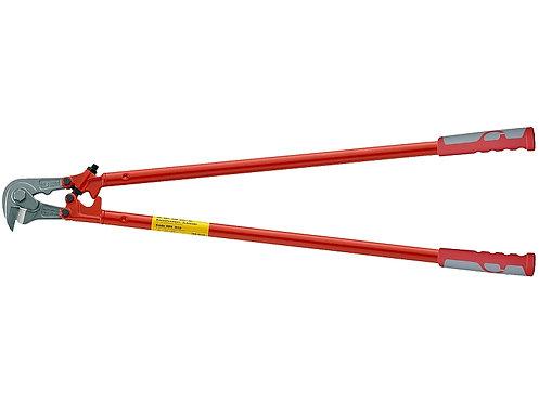 Baustahlmattenschneider, VBW, 1000 mm, nachstellbare Messer