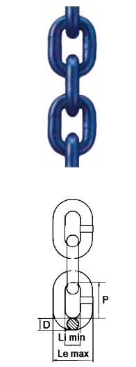 Kettenmeterware, Güteklasse 10